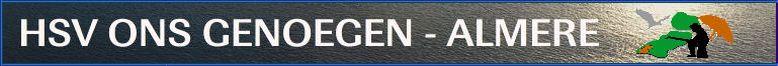 Logo ons Genoegen